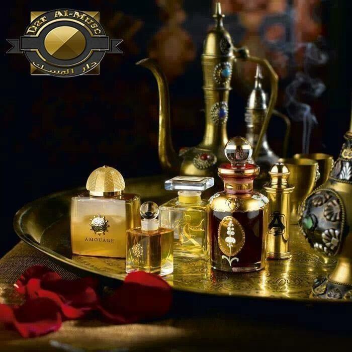 Les bienfaits de l'usage du parfum en Islam.