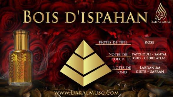 Bois d'Ispahan by Dar Al Musc