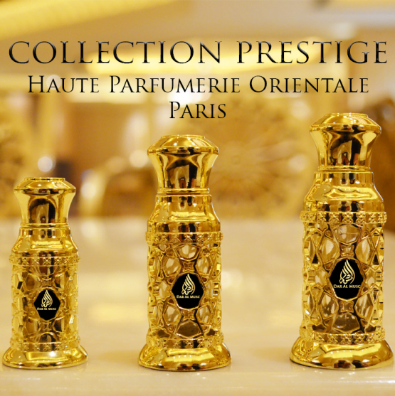Collection Prestige de la maison Dar Al Musc
