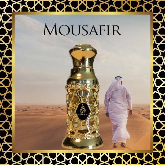 Huile de parfum Mousafir