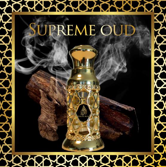 Huile de parfum Suprême Oud